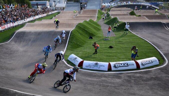 BMX riteņbraucēji olimpiskās kvalifikācijas punktus varēs krāt arī nākamajā sezonā