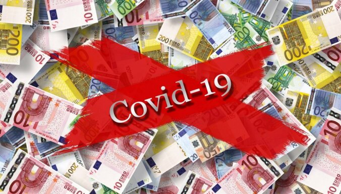 Господдержка для борьбы с коронакризисом в Латвии: жители получили меньше всех