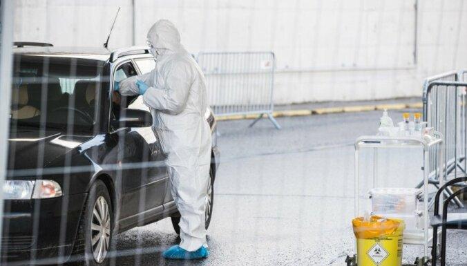 В Эстонии выявили 30 новых заражений коронавирусом