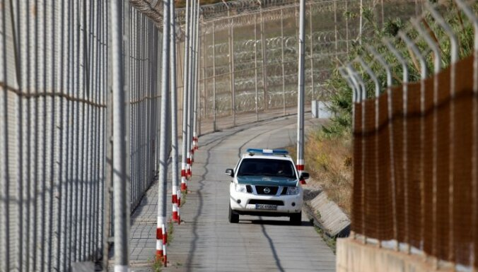 10 тысяч пограничников будут направлены на внешние границы ЕС