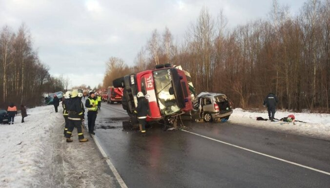 Traģiskā autoavārija pie Ķeguma: Tiesa attaisno ugunsdzēsēju – VUGD auto vadītāju