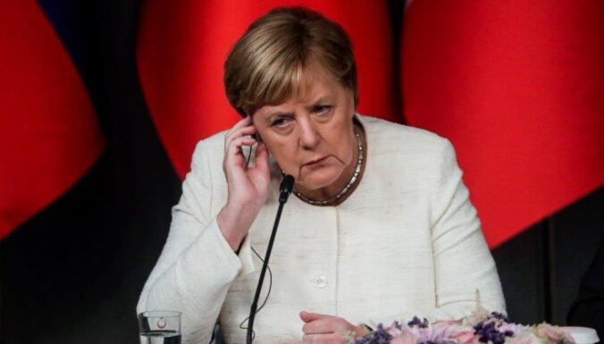 """Меркель заявила о встрече """"нормандской четверки"""" в ближайшее время"""