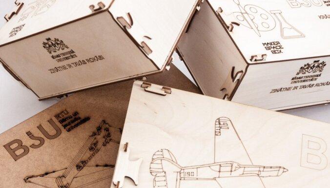 Ar RTU izstrādātām 'zinātnes kastītēm' veicinās jauniešu interesi par STEM izglītību