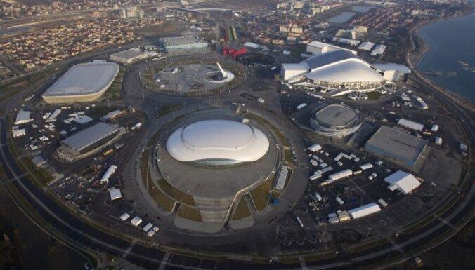 ФОТО: Вид на олимпийский Сочи с высоты птичьего полета