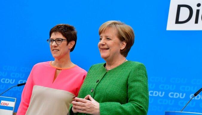 """Возможная преемница Меркель выступила в поддержку """"Северного потока - 2"""""""