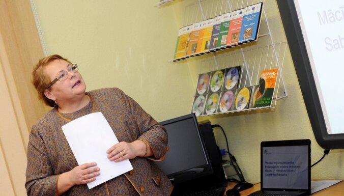 АЛЯ: в деле освоения латышского языка в прошлом году сделано больше, чем планировалось