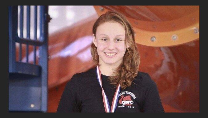 ВИДЕО: 12-летняя девочка за четыре часа переплыла пролив Нортамберленд