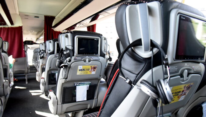 Латвия останавливает регулярные пассажирские перевозки в Литву из-за Covid-19