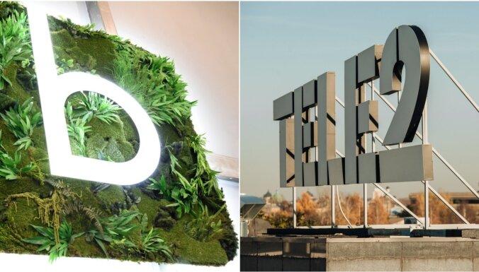 'Bite' un 'Tele2' vienojušies par kopīga radiopiekļuves tīkla izveidi Latvijā un Lietuvā