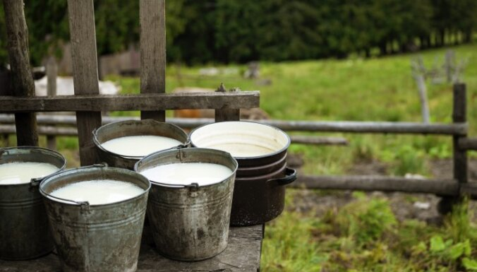 Латвийское молочное предприятие начало процесс защиты от кредиторов
