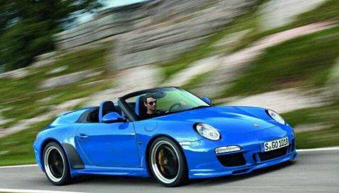 Шарапова подарила бойфренду Porsche