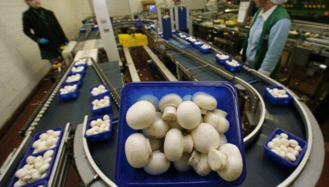 Pastāv aizdomas par konservēto sēņu ražotāju karteli Eiropā