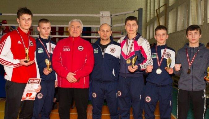 Латвийский боксер-супертяж одержал вторую победу в бундеслиге