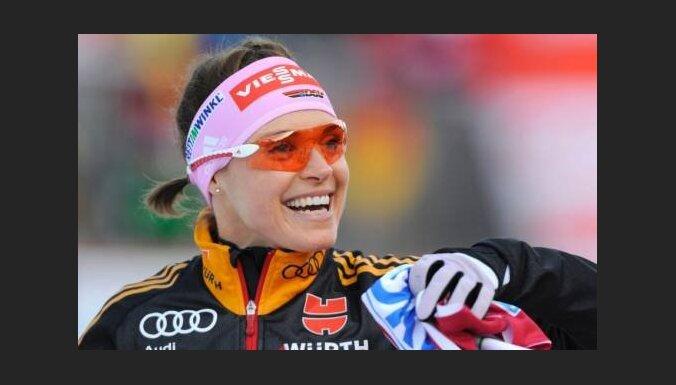Результаты немецкой биатлонистки аннулированы из-за допинга