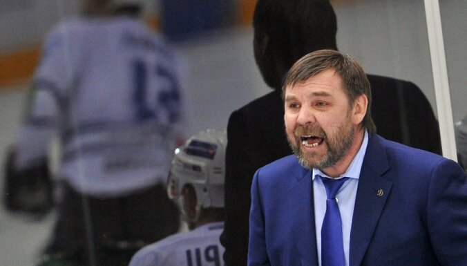 Znaroks - KHL labākais treneris; Cibuļskis un Bukarts - labākie Cerības kausa spēlētāji