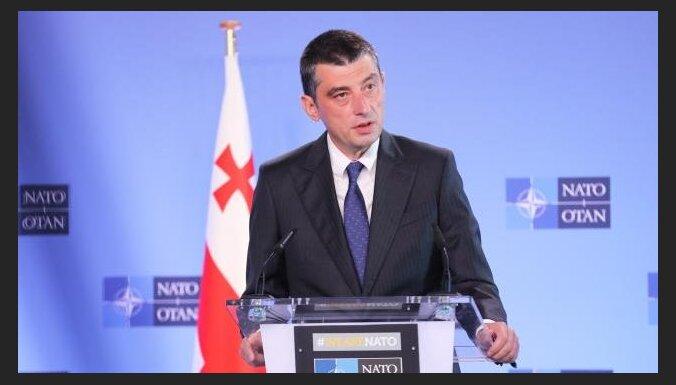 Премьер-министр Грузии объявил об отставке