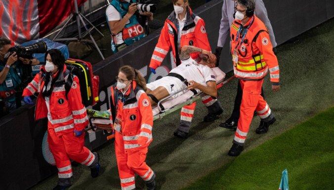 Itālijas izlases aizsargam Spinacolam savainojuma dēļ 'Euro 2020' noslēdzies