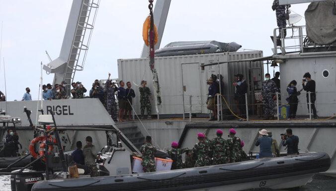 Спасатели обнаружили пропавшую подлодку ВМС Индонезии