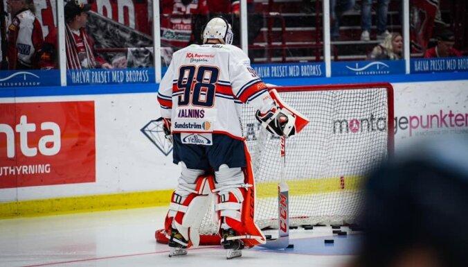 Kalniņa un Vīgnera pārstāvētās komandas kvalificējas IIHF Čempionu līgas izslēgšanas turnīram