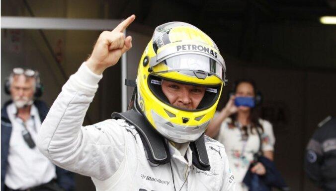 rosberg niko Mercedes F-1