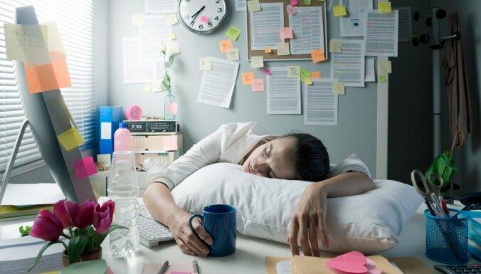 Хотите зарабатывать больше? Нужно больше спать. Но не слишком долго