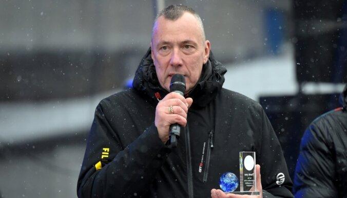Fogelis ievēlēts par jauno Starptautiskās kamaniņu sporta federācijas prezidentu