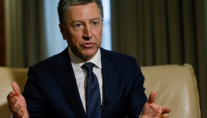 СМИ спецпредставитель Госдепа по Украине Курт Волкер подал в отставку