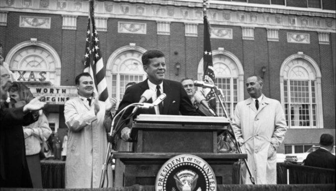 """""""Шок и испуг"""": США рассекретили документы о реакции СССР на убийство Кеннеди"""