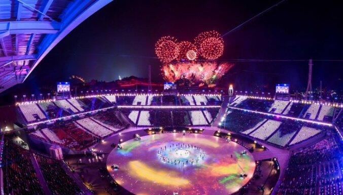 Phjončhanas olimpisko spēļu rīkotāji ietaupījuši 55 miljonus dolāru