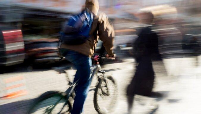 Госпитализирован велосипедист: в его организме констатировали 5,5 промилле