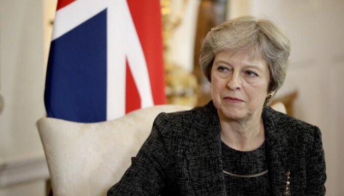 Мэй исключила проведение второго референдума по Брекзиту
