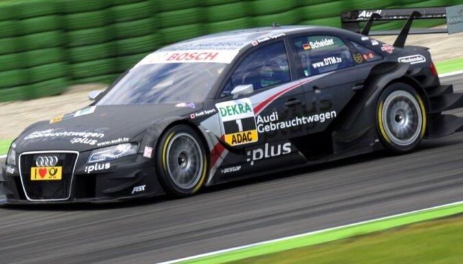 Nitiša vietā 'all-inkl.com Munnich Motorsport' komandā brauks divkārtējais DTM čempions