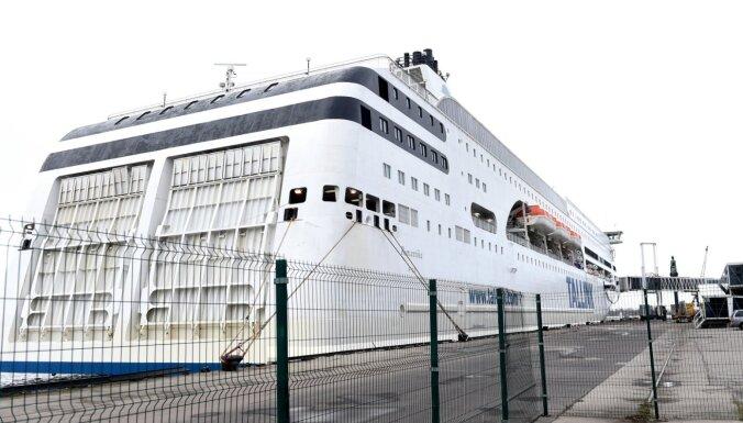 Пассажиропоток компании Tallink сократился вдвое