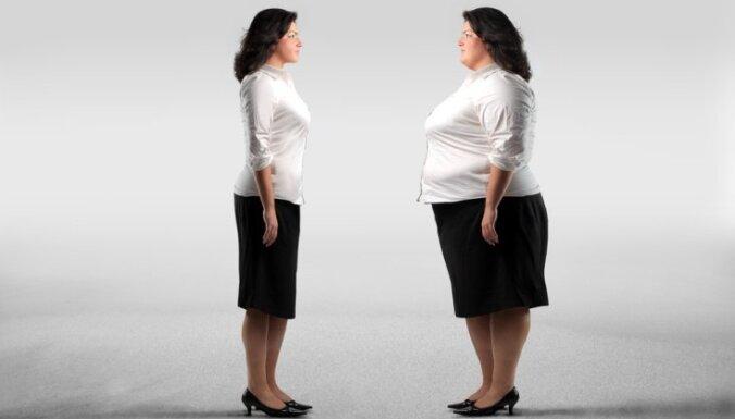 У каждой пятой женщины в Латвии лишний вес