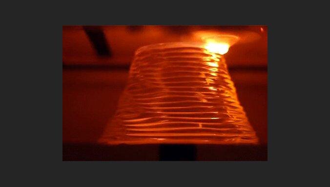 Американцы разработали высокоточный метод 3D-печати стекла