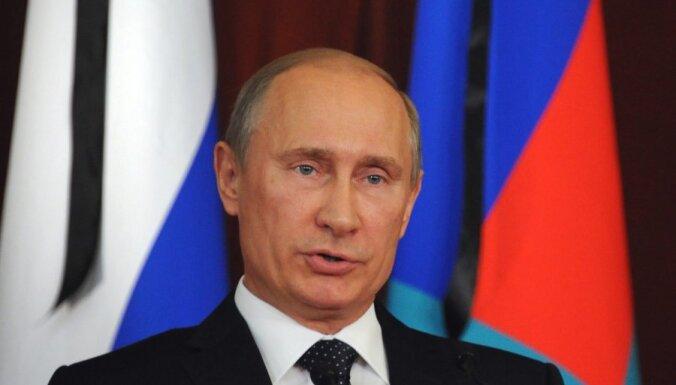 """Владимир Путин отказался от """"прямой линии"""""""