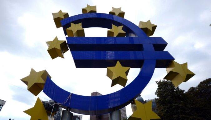 Оценка готовности Латвии к вступлению в еврозону будет завершена в конце мая