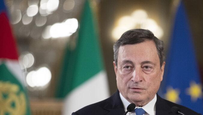 Драги объявил новый состав правительства Италии
