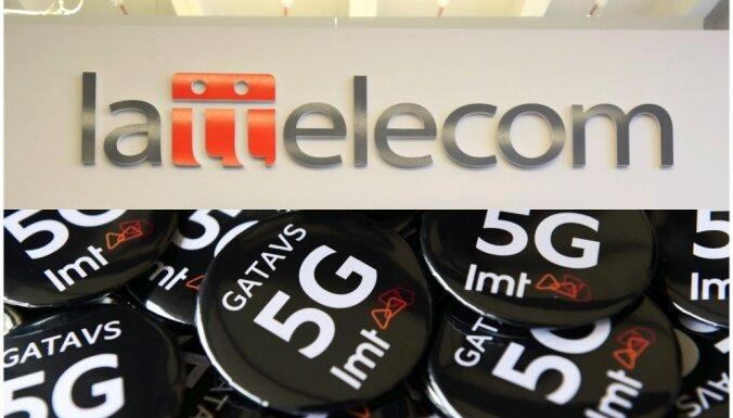 Правительство отказалось объединять LMT и Lattelecom