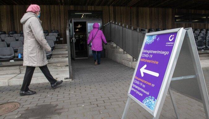 Igaunijā slimnīcas sākušas slēgt īpašās Covid-19 nodaļas