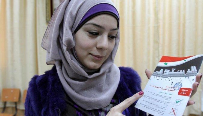 Молоденьких сирийских невест скупают богатые арабы