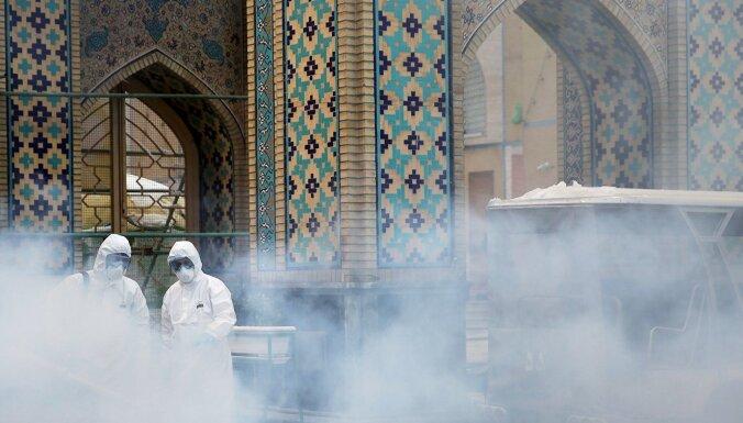 В Иране начали открываться торговые центры и магазины