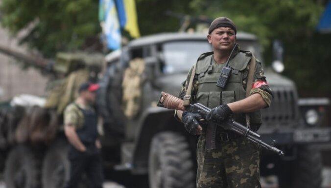 Ukraina aicina ANO pastiprināt spiedienu uz Krieviju, lai panāktu mieru