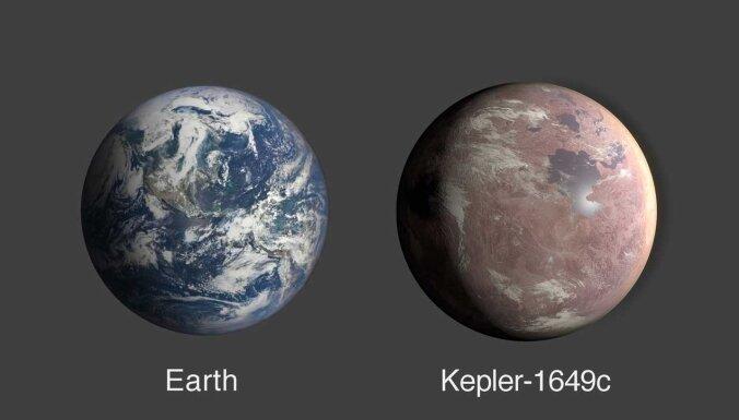 Vecos datos atrod apslēptu dārgumu – Zemei, iespējams, līdz šim līdzīgāko citplanētu