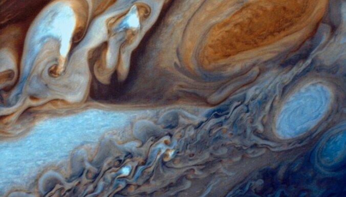 Ученые впервые заглянули вглубь Юпитера на 3000 километров
