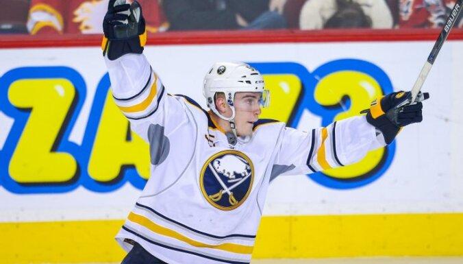Buffalo Sabres defenseman Rasmus Ristolainen