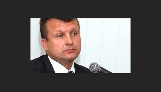 Вице-мэром Риги избран Айнарс Шлесерс
