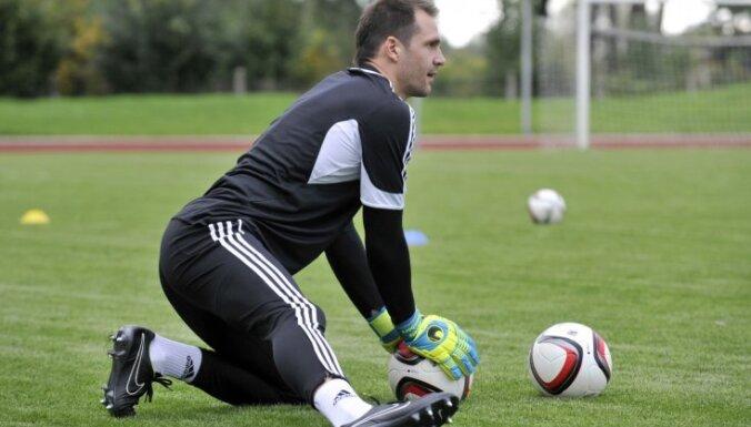 Латвийский вратарь продолжит карьеру на Кипре