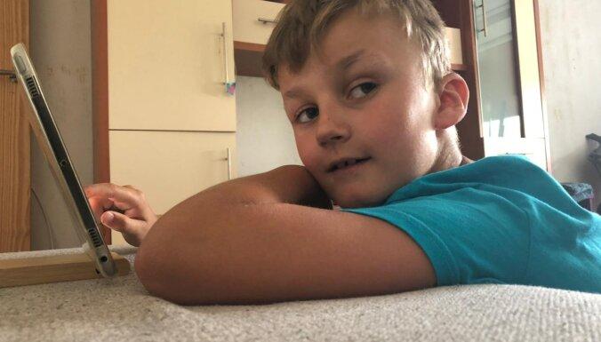 В Зиепниеккалнсе без вести пропал 8-летний мальчик