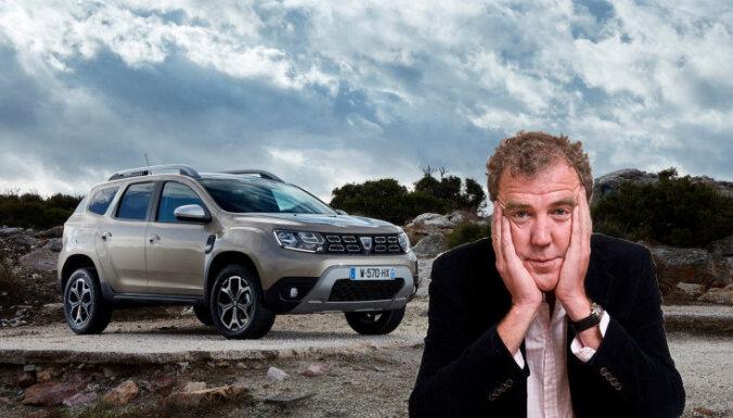 Klārksons nosaucis piecus labākos un piecus sliktākos 2018. gada auto
